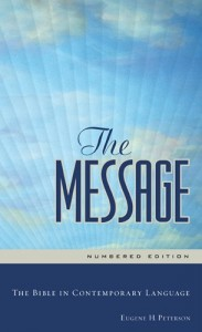Image of book cover for The Message